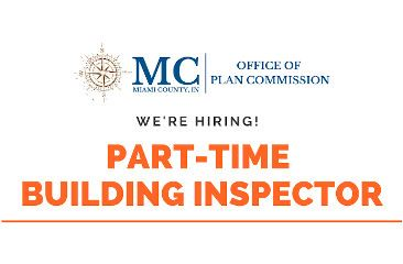 now hiring building inspector