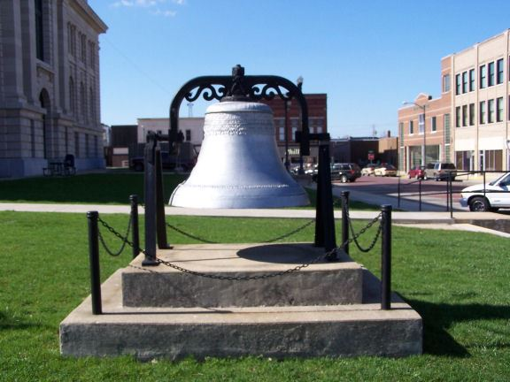 Replica of the Philadephia Liberty Bell